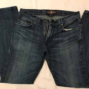 Lucky jeans 30x32
